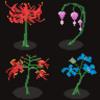 植物を描く