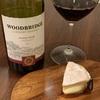 季節のチーズ「モン・ドール」とワイン♪