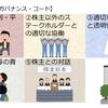 コーポレートガバナンス・コード①〜What's this?〜