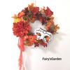 ハロウィンをお花で楽しむ、アレンジ作品集