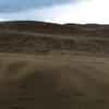 【旅】鳥取砂丘は嵐でした。