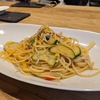 明治通りの極上イタリアン。おしゃれで上品なカウンターで食べる至極の一皿をランチで...【恵比寿「 イルチェーロ 恵比寿(il cielo)」Pasta Lunch ビアンコ (1200円)】