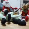 フクロモモンガのペルちゃんとクリスマス