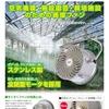 (再掲)安いビニールハウス用循環扇「すくすくファン」