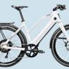 次世代電気自転車は、スマホ連動