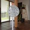 自然界の風を再現する扇風機『グリーンファン』