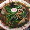 板橋区・大山、丸鶴の特製タンタン麺