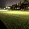 ゴルフオイオイ日記 -某ゴルフ場の薄暮が辛かった話