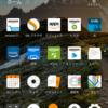 Fire HD 8のアプリ