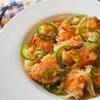 【レシピ】鮭と新玉ねぎの南蛮漬け