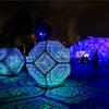 """シンガポール街歩き#238(光の芸術祭""""i Light Marina Bay"""")"""