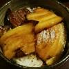 自家製チャーシュー、揚げだし豆腐など(居酒屋)