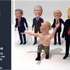 Politicians caricature pack オバマもトランプもヒラリーも!プーチンこれ大丈夫!?な3Dモデル素材集