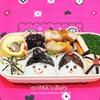 ひな祭り弁当/Hina Matsuri Lunchbox/ข้าวกล่องเบนโตะเเบบเทศกาลวันเด็กผู้หญิง