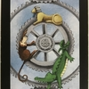 sun and moon tarot : 10 - wheel of fortune
