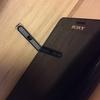 Xperia Z3 Compact(SO-02G)を無償修理してもらった話(キャップカバー編)