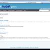 Highlight.js を NuGet パッケージにしてみました