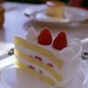 六花亭でショートケーキに驚く!