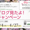《予告》「ブログ見たよ!キャンペーン」★~第1弾~★