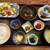 🚩外食日記(430)    宮崎ランチ   🆕「居食屋 成」より、【成御膳(お造り三種盛りと季節の茶碗蒸し付き)】‼️