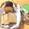 ココナツシュガーのパン