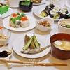 【和食】節分の日/On the Day of Setsubun, the Close of Winter