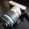 LUMIXの望遠電動ズームレンズH-PS45175がメカニカルでカッコイイ【マイクロフォーサーズ45-175mm】