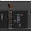Blender2.8でNode Wranglerアドオンを使ってシェーダーノードの編集を便利にする