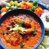 海老とトマトのスパイスカレー(動画有)