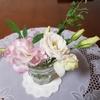 超日常的に花を飾る