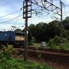 JR中央西線を走る貨物列車を撮りに行きました。(1)