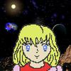 宇宙空間の画像をBryce 7.1Proで作る