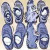 ベタ足甲高3Eサイズ御用達様は登山靴に拘ってみる😎