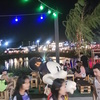 HUAMUN Markrt & More タイのナイトバザール