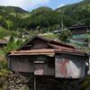 高野町上筒香から下筒香へ、丹生川沿いに限界集落めぐり