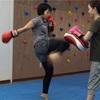 尼崎 ダイエット ジム 女性限定 キックボクシング 体験レッスン