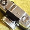 「D」はデラックスの「PEN D」 オリンパスのハーフカメラ