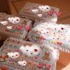 四女へのプレゼント☆クロスステッチ刺繍のカゴ☆4つ目が完成☆