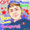 CPT Versus Masters 2019 ボンちゃんさん優勝おめでとうございます!