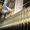 パイプオルガンつながりで、トレド大聖堂