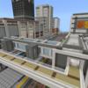 モノレールとその駅を作る part1 [Minecraft #25]