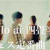 【Halo at 四畳半】フェス定番曲を予習しよう!!この5曲を抑えておけば大丈夫!!