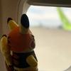 飛行機に乗ってみたど