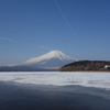 四尾連湖雪上△