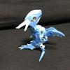 さんど模型 ドラネッツ海竜型 組み立ててみた