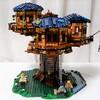 LEGO 21318 アイデア ツリーハウス ⑦~⑬