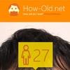 今日の顔年齢測定 370日目