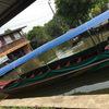 ラートマヨム水上マーケット@Ladmayom canal floating market, タイ