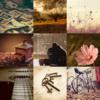 アメブロ、Instagram、Facebookに今夜の暇つぶし。音材69の詩を。