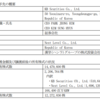 W-SCOPEのWCP株式売却のプレスリリース(売却先 漢拏(ハンラ)グループやWCPの時価総額など)